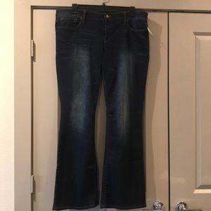 Gap Boot cut Jean